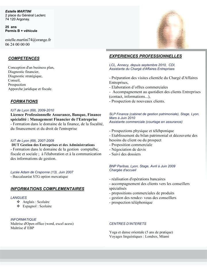 15 Competences Administratives Cv Exemple De Cv