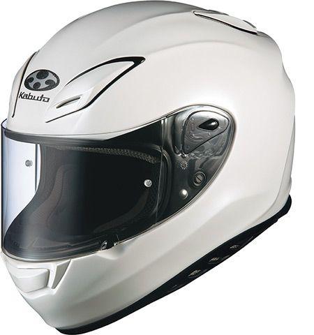 OGK KABUTO AEROBLADE-3 Aero-blade Pearl White full face helmet size l