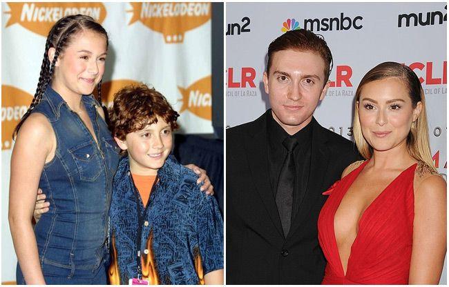 Alexa Vega e Daryl Sabara in Little Spies (2001)  they were Carmen Cortez and Juni Cortez