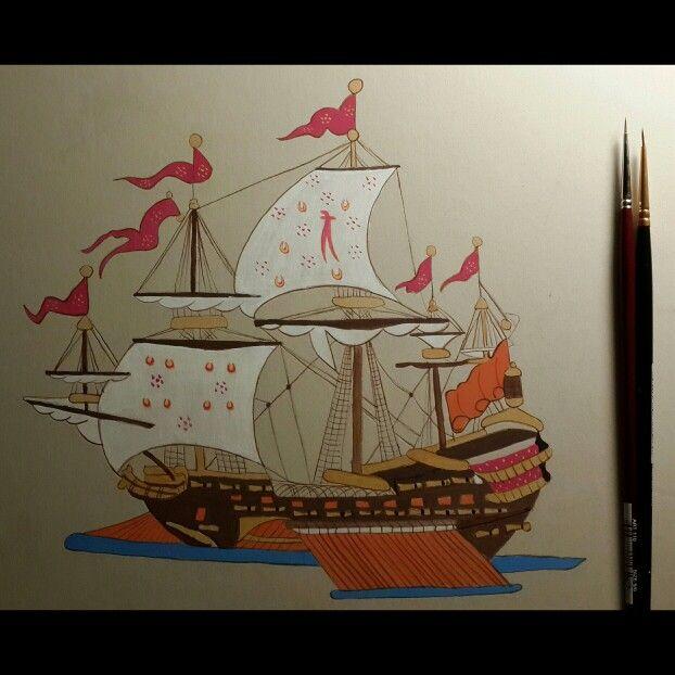 Göke, Osmanlı donanması; Ship, Ottoman navy