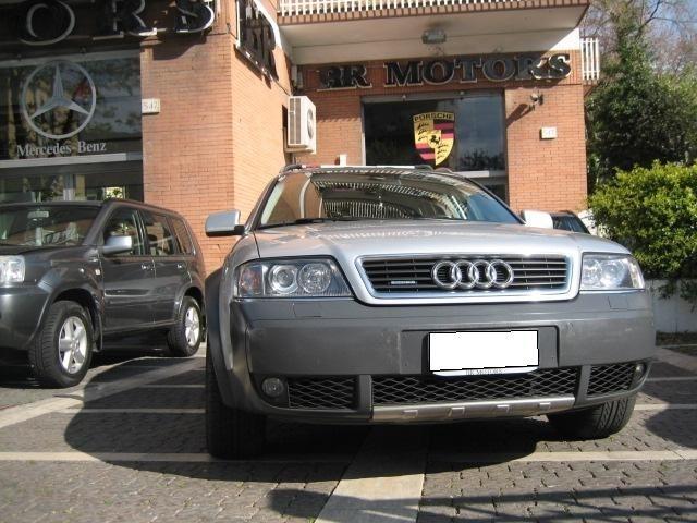 Audi A6 Allroad 2.5TDI quattro !!! NAVI-XENO-PELLE !!! a 7.990 Euro | Station Wagon | 163.400 km | Diesel | 132 Kw (180 Cv) | 08/2003