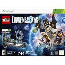 Xbox 360 - LEGO Dimensions - Coffret de départ (71173)