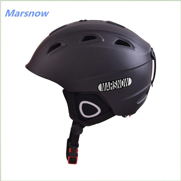Marsnow Brand Professional Ski Helmets Children Adult Male Ladies Skateboard Skiing Protective Snowboard Sports Safety Helmets
