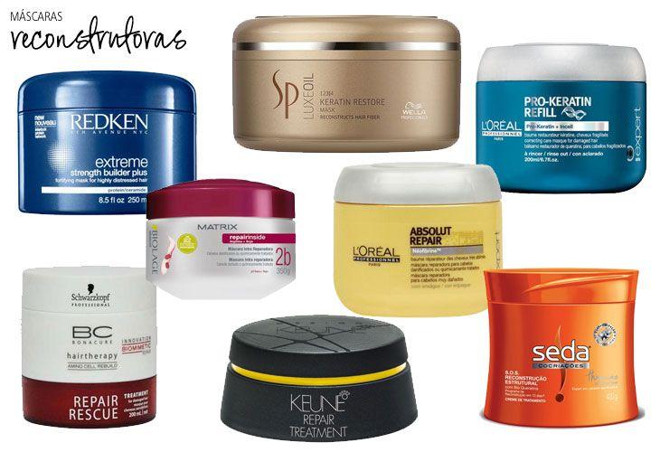 Hidratar, nutrir ou reconstruir: como escolher a máscara ideal para seu cabelo » Coisas de Diva