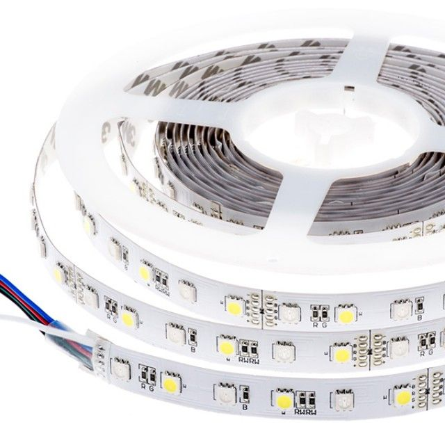 Kingled: Strip Led 300SMD 5050, 72w IP20, RGB + luce fredda 6000k. AVAILABLE IN OUR STORE NOW! #Strip #stripled #light #Kingled #Led #Ledstore #Illuminazione #Leditalia #illuminazioneled #luce #6000k #colorlight