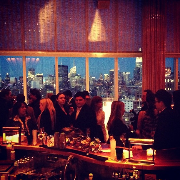 Boom Boom Room, The Standard Hotel NYC