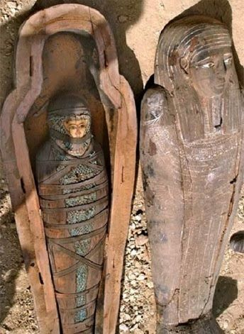Smithsonian Institution | CNY Artifact Recovery of Egyptian Mummies in the Grand Canyon now denied by Smithsonian