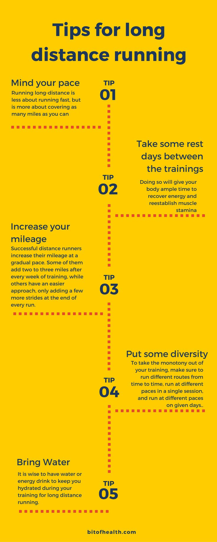 Tips for Long Distance Running | Posted By: AdvancedWeightLossTips.com