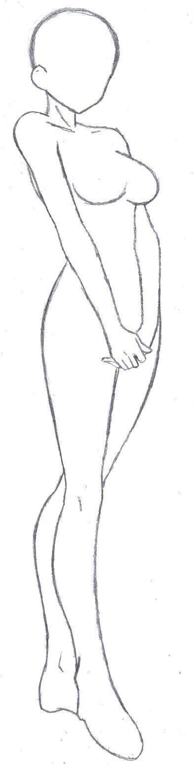 Body Frame 7 by Beta-Type-Jakuri