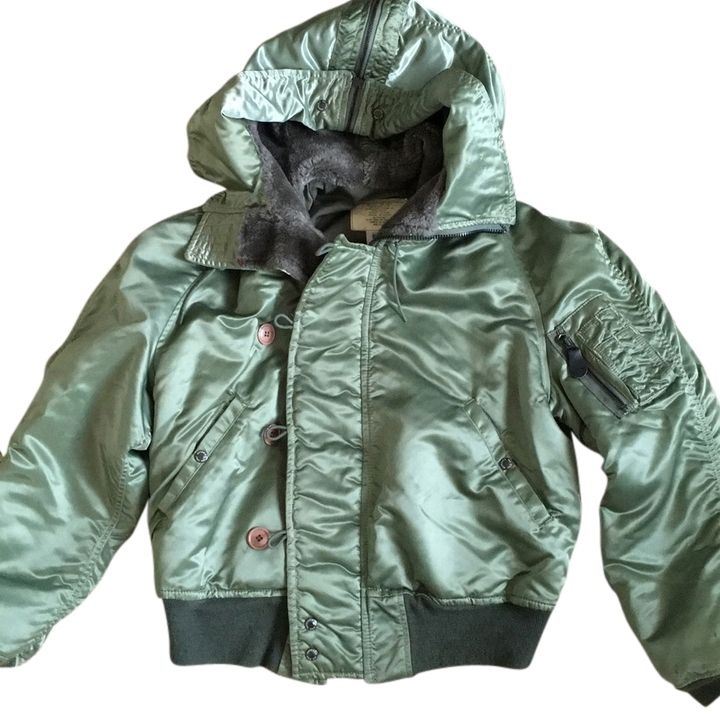 AVIREX Usa, N-2b Military Jacket. Free shipping and guaranteed authenticity on AVIREX Usa, N-2b Military Jacket at Tradesy. Gently use , still in good condition jacket. Some ...