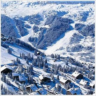 Meribel - So many great memories with the snowjunkies Visit www.elegantski.com - French Alps