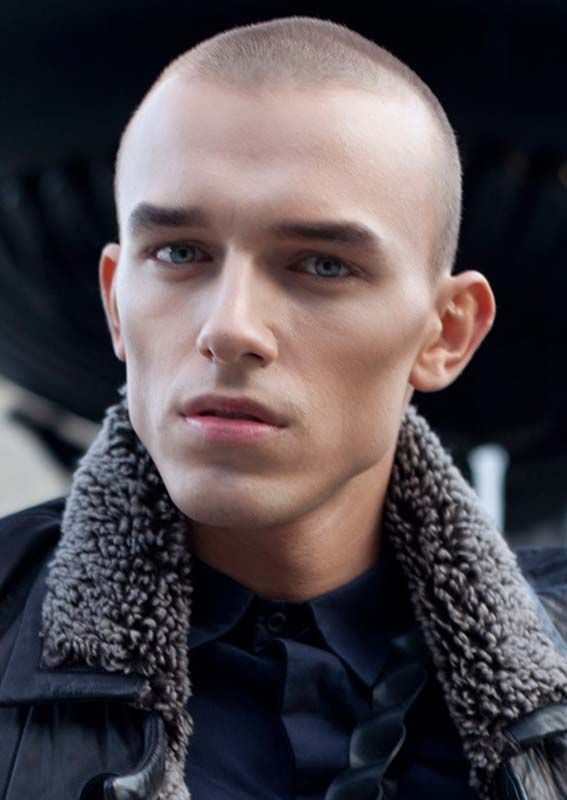 buzz cut hair style a number one buzzcut on haircuts for pictures of 8158