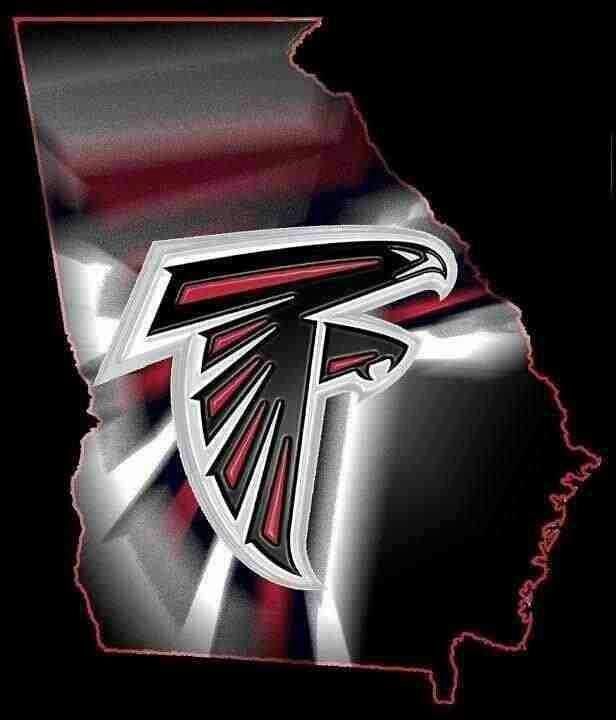 Atlanta Falcons! Game Day!!!! Woooohooooo