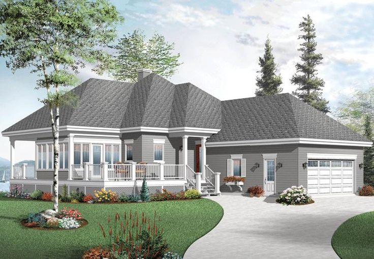 12 best homes 1 images on pinterest country home plans for 35x60 house plans