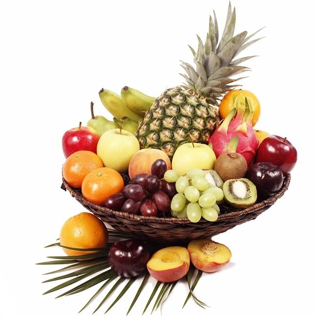 Bali Luxury Fruit Hamper