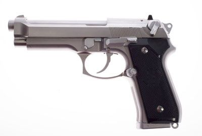 The semiautomatic pistol is one of the best-selling types of handgun in the United States. It often has a higher ammo capacity than a revolver.