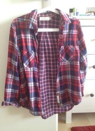 Kaufe meinen Artikel bei #Kleiderkreisel http://www.kleiderkreisel.de/damenmode/oberteile-and-t-shirts-sonstiges/132554276-kariertes-hemd-hm
