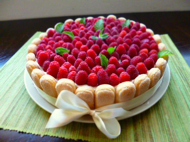 yellowgreentomatoes: Nepečený tvarohový dort