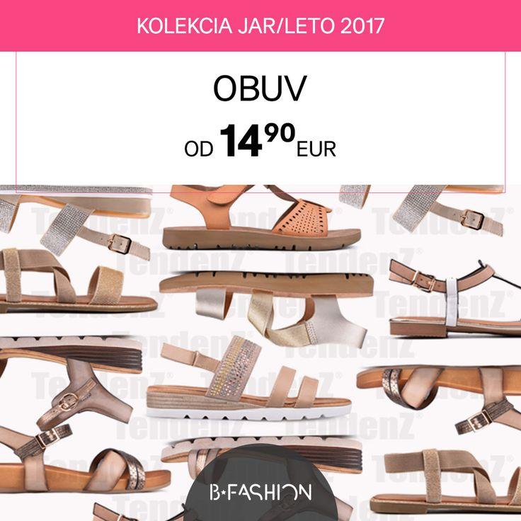 KOLEKCIA JAR/LETO 2015 OBUV OD 14.90 EUR NAKUPUJTE TERAZ: https://sk.bfashion.com/spring-shoes1