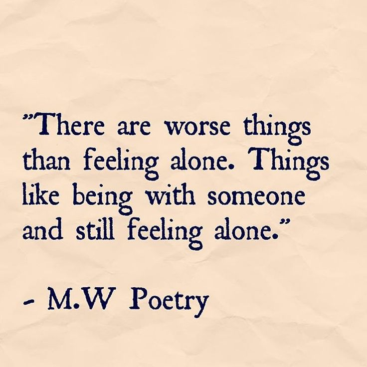 Feeling Alone Quotes: 25+ Best Being Lonely Quotes On Pinterest