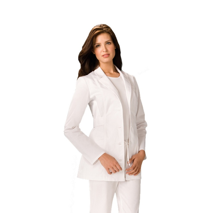 "Cherokee Women's Princess Seam 30"" Lab Coat 