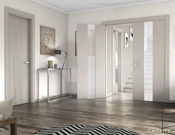 51 best puertas blancas puertas de interior images on pinterest interior doors bedroom - Puertas blancas interior ...