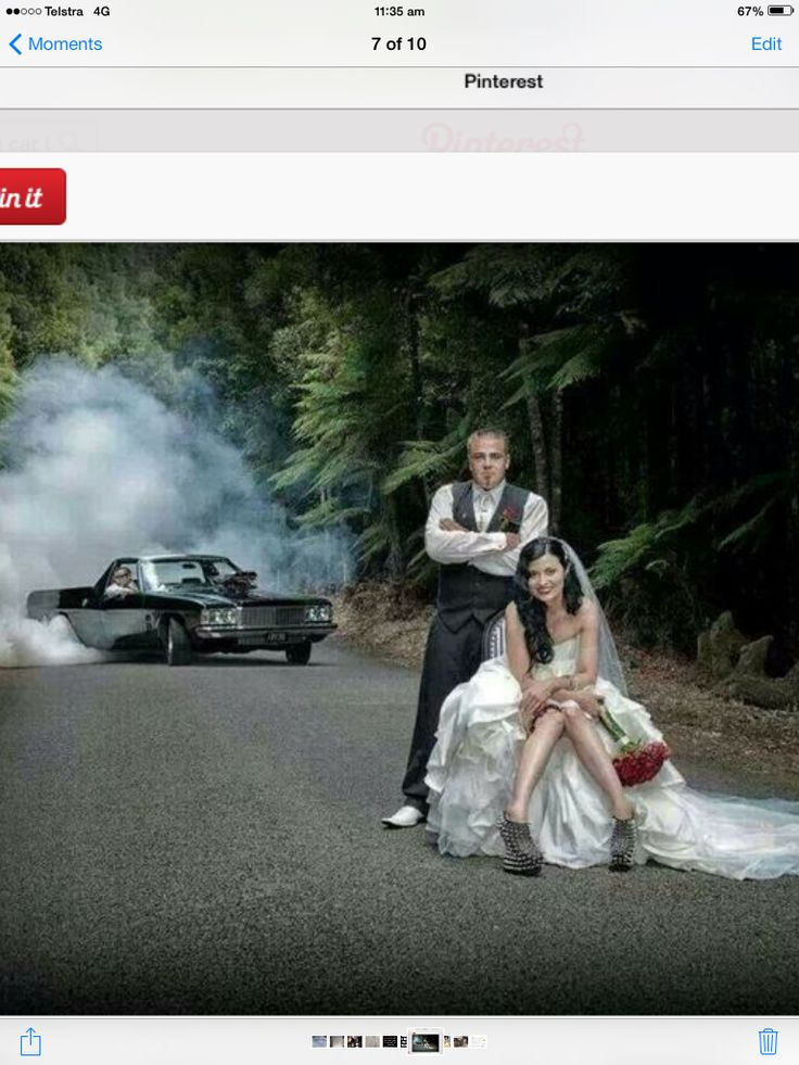 Am lucky enuff that my fiancé has a mustang so will def be recreating this look..
