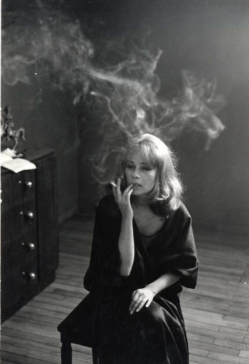 hollywoodlady: Jeanne Moreau