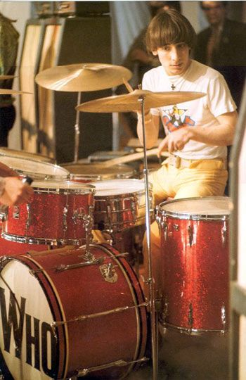 Drummerworld: Keith Moon