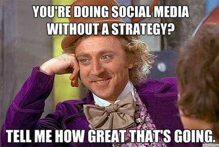 The hardest thing for me to hear, even at the level that I am at, is someone who refuses to use social media. Though it can be done, a well  planned social media strategy can take a business  to the next level of success!