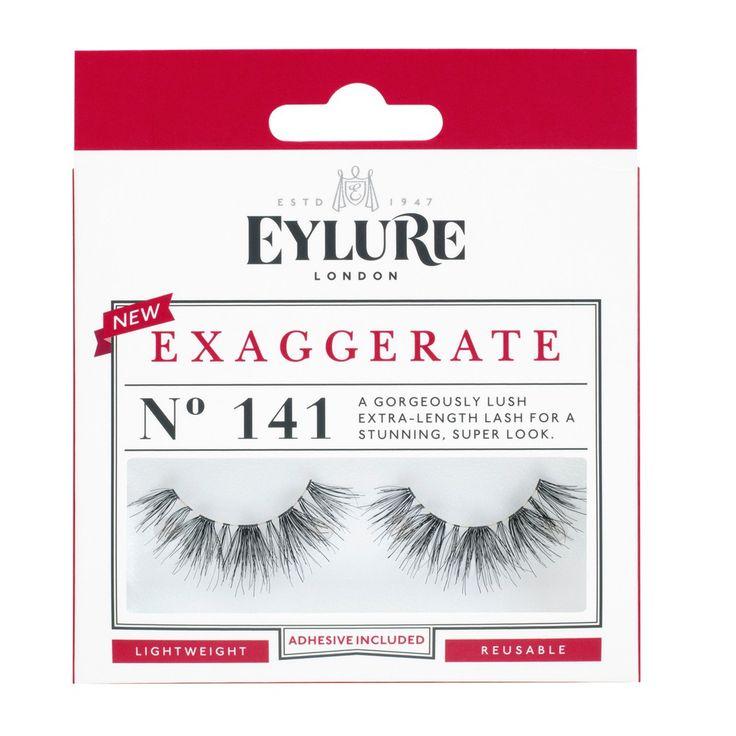 Eyelure London Exaggerate 141 Lashes