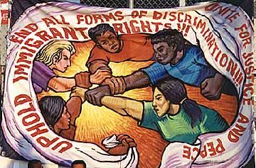 ART FOR A CHANGE - Protest Art from the 2000 LA Democratic Convention.