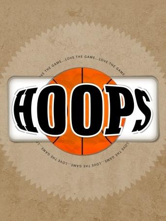 Basketball Card 3x4 Hoops by Brooke Gazarek | Pixel Scrapper digital scrapbooking