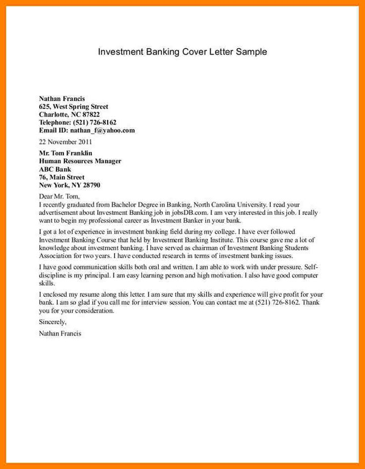 investment banking resumes example investment banking resume