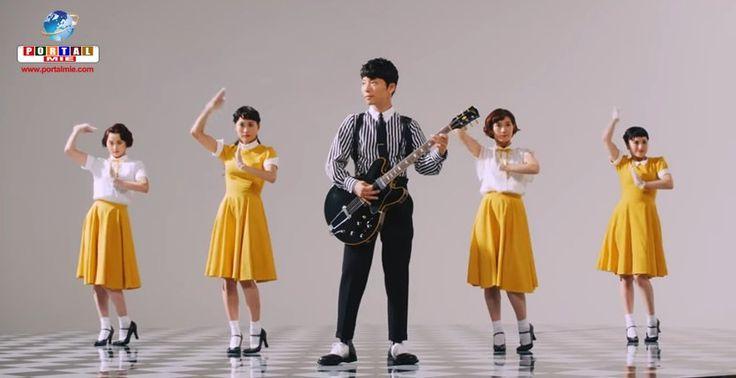 """(Vídeo) A """"Koi Dance"""" está bombando no Japão, graças a um drama japonês. Vamos conhecer?"""