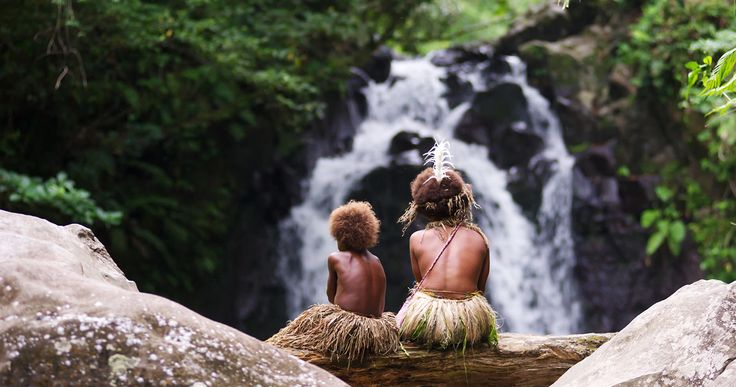 International current affairs journalists Martin Butler and Bentley Dean present their feature film debut, Tanna, in collaboration with the Yakel Tribe.