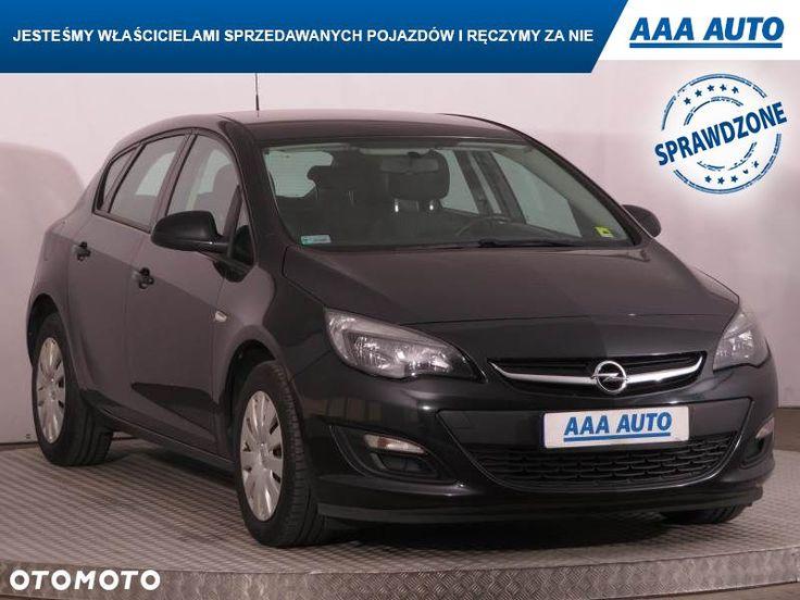 Opel Astra 1.4 T, Salon Polska, 1. Właściciel, Serwis ASO, VAT 23%, Klima - 1