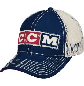 CCM Hockey Mesh Back Trucker Hat - Dick's Sporting Goods