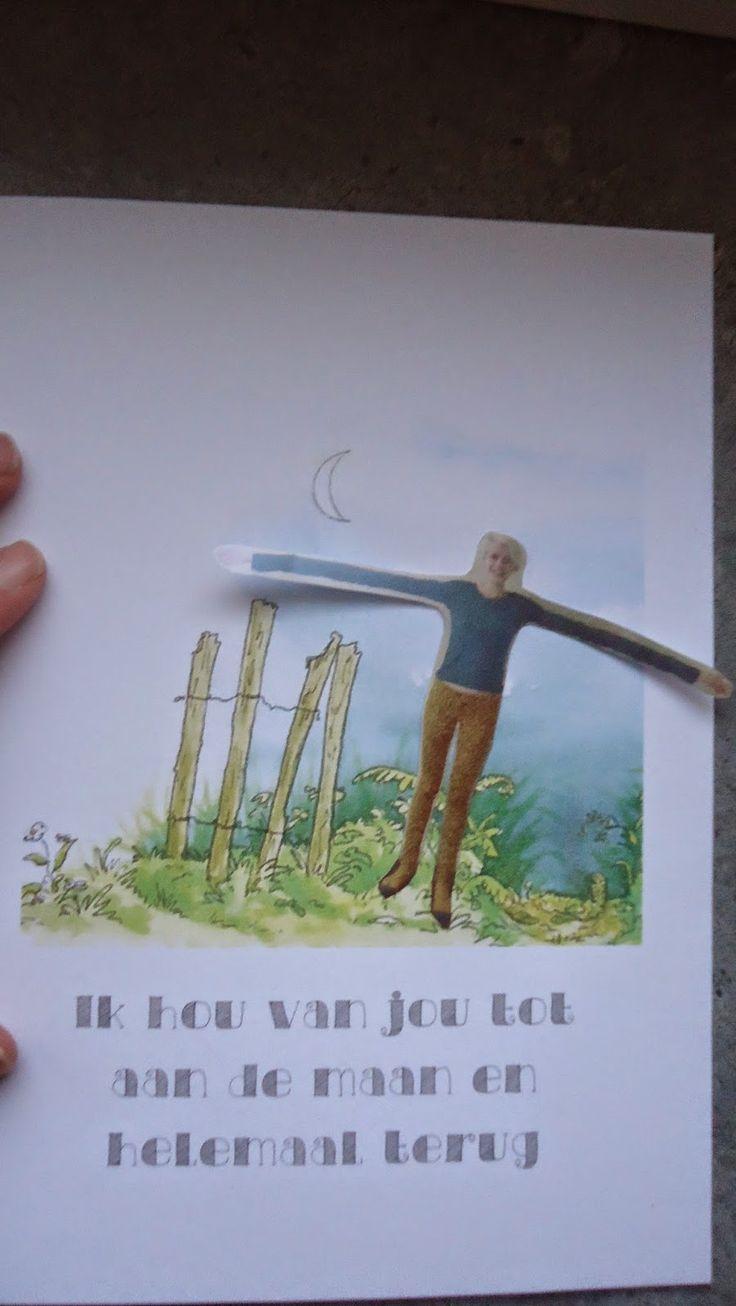 ©Lise: RAAD EENS HOEVEEL IK VAN JE HOU