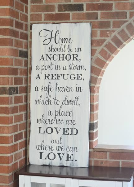 home wood sign - Wood Sign Design Ideas