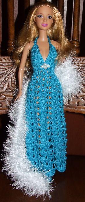 Doll in crochet