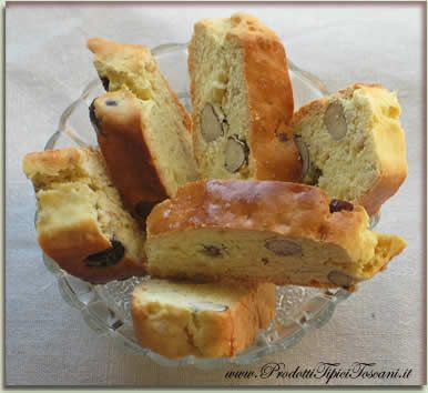 Ricetta Cantucci Siena   Ricetta Biscotti toscani   Prodotti Tipici Toscani