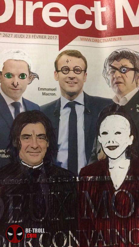 Des personnages de Harry Potter se regroupent pour une photo ! - Be-troll - vidéos humour, actualité insolite