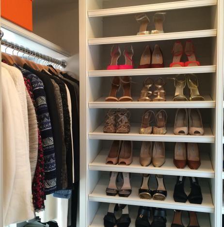 102 Best Images About A Neat Closet On Pinterest Closet