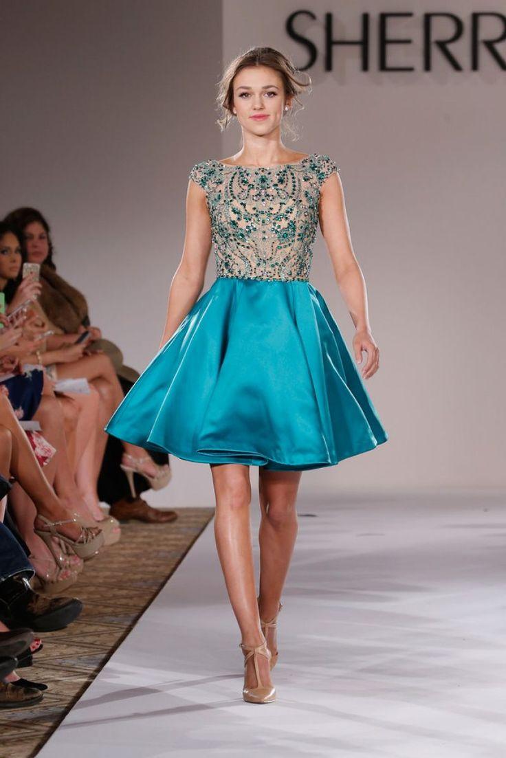 Image result for sherri hill prom dresses w/ sadie robertson