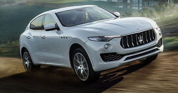 Maserati Levante Priced From $72,000, US Sales Start Next Month #Maserati #Maserati_Levante
