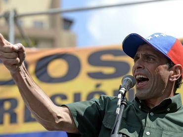 SEMANARIO BALUN CANAN: Capriles se niega a participar en reunión de paz d...