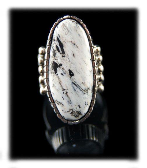 white buffalo turquoise ring i wish it