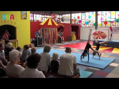 Thema circus Talentenjacht