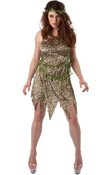 Jungle Jane Costume